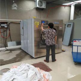 宾馆洗衣房设备 酒店用洗涤设备 床单被罩专用洗衣机价格