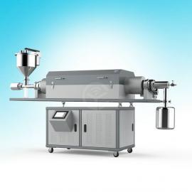 【CY-RO1000C-L型 微波回转炉】-连续化微波回转炉