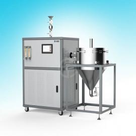 连续化微波石墨膨化炉|石墨快速膨化炉|石墨微波膨化炉