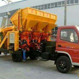 山东液压型自动上料喷浆车规格/山东液压型自动上料喷浆车规格