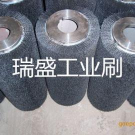 金属板材除锈刷辊