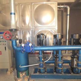 四维SWGX系列智能箱式泵站 二次加压供水 无负压供水设备