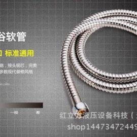 不锈钢金属软管 双扣金属软管 淋浴管 不锈钢波纹管 波纹管厂家