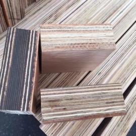 2400*1160*28mm集装箱木地板 货柜底板用胶合板
