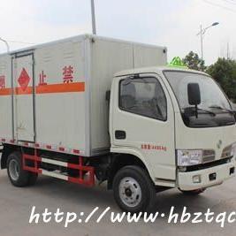 现货供应国五东风1吨爆破器材运输车