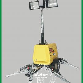 索恩机械移动照明灯塔