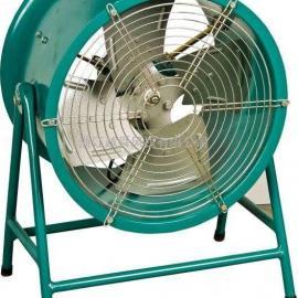 低噪音轴流通风机圆形厂房工业散热排风扇通风岗位式