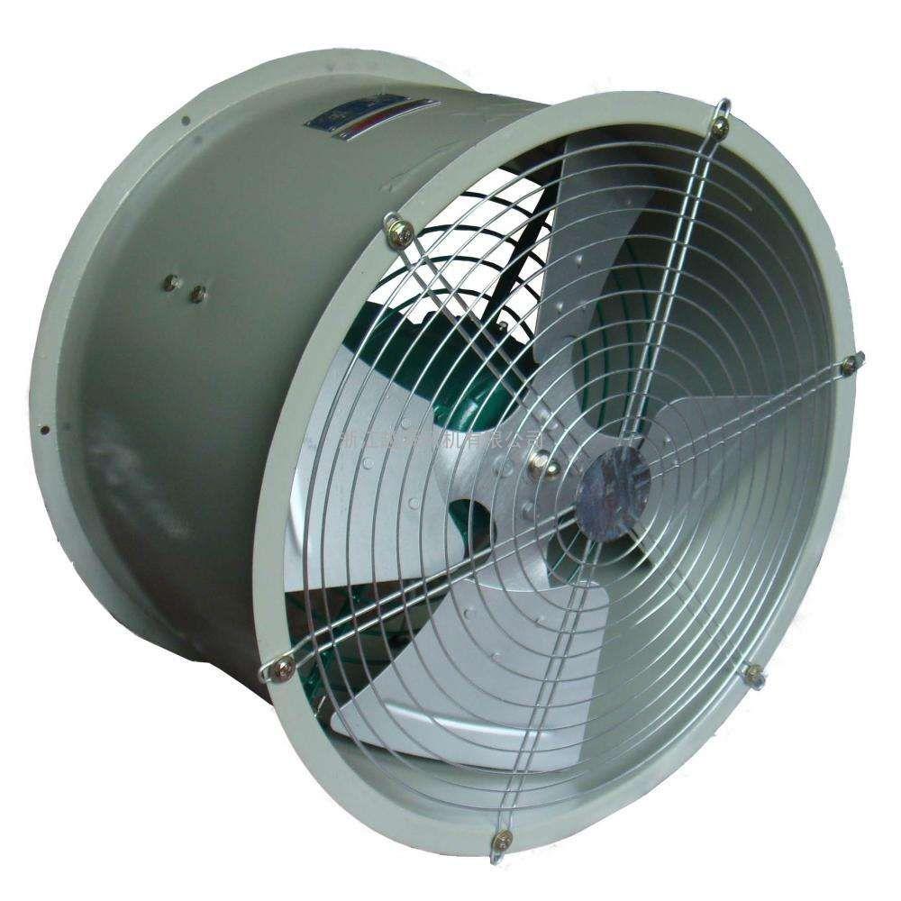 越舜低噪声轴流DZ风机