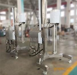 500L高速分散均质机 高剪切乳化均质机