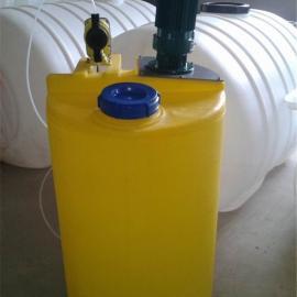 包�^大容量加���拌罐 �S商直供小型立式液�w��拌�C