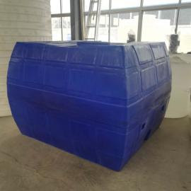 【新品】渭南5吨减缩剂储罐5方卧式水箱哪里买?