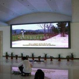 写字楼大厅前台P2.5高清LED全彩显示屏价格