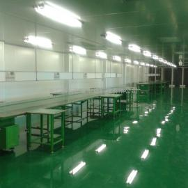 广州电子净化车间