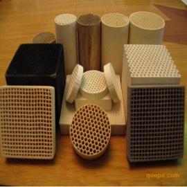 钯碳分蜂白瓷触媒 上海非金属触媒环保厂家生产堇青石载体