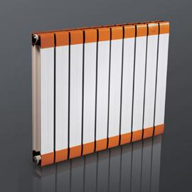 SCTLZY9-10/6-1.0铜铝散热器