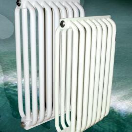 蒸汽用GZH3-600钢制弧管三柱暖气片