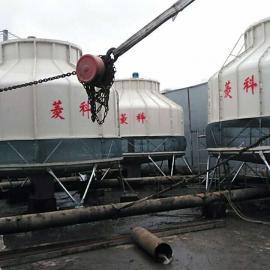 河南区优质专业逆流式圆型冷却塔生产厂家