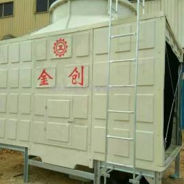 供应优质金创JCR系列横流式玻璃钢冷却塔厂家