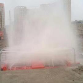 重庆工地车辆自动洗车台