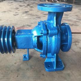 皮带轮式离心泵、ISW分体式离心泵、分体式卧式离心泵