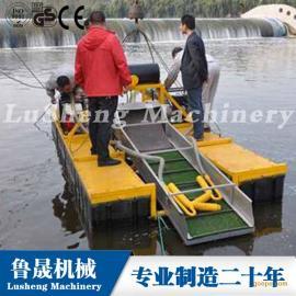 小型淘金设备、河道淘金机械、便于携带的淘金船