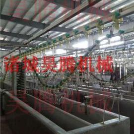 鸭鹅屠宰设备生产销售诸城昊腾机械