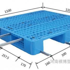 焦作托盘厂家祺博塑业专业生产塑料叉车板防潮板地托