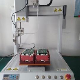 扬州莲花头自动焊锡机 RCA平头自动焊锡机 全自动焊锡机