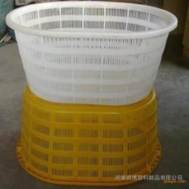 祺博塑料专业生产塑料周转框供应安阳周转箱食品框蔬菜框
