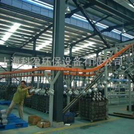 本厂热销电动机喷漆废气处理设备