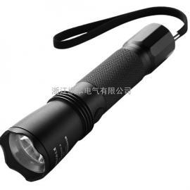 多功能强光电筒HBB5612,LED充电电筒