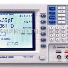 固纬 LCR-8110G LCR表-LCR-8110G
