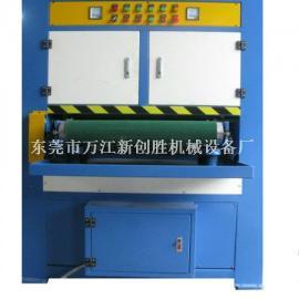 自动板材磨砂机