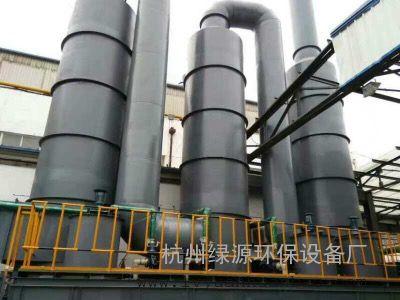 炼铝碳钢加厚环保设备