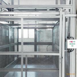 液压货梯厂房简易货梯载货梯直顶式升降平台导轨式升降台