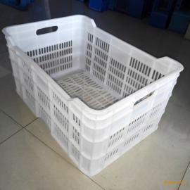 郑州可堆叠塑料周转筐仓储物流首选