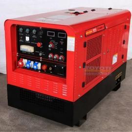 大型500A静音柴油发电焊机/户外焊接专用焊机