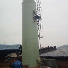 砖厂脱硫塔、砖厂烟气除尘脱硫塔、善丰机械