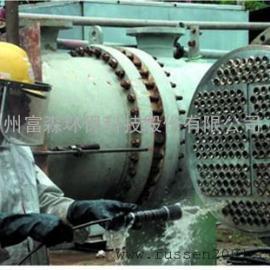 河北廊坊电厂凝汽器管道内壁水垢疏通高压清洗机 FS22/50