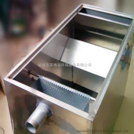 不锈钢厨房油水分离设备 小型餐饮隔油池器 油水分离设备价格