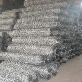 六盘水河道格宾拧边六角网-石笼网生态防洪网厂家