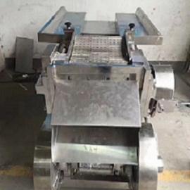 QJBC-300C剁刀式切药机(金属履带切裁机)