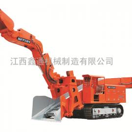 鑫通煤矿扒渣机,大坡度用履带式扒渣机ZWY-220/90L