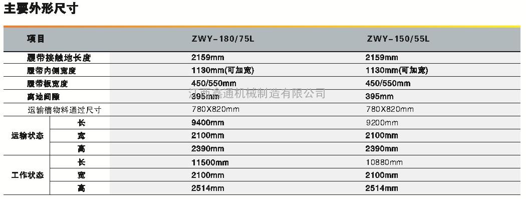 大型煤矿用扒渣机 斜井扒渣机 履带式扒渣机ZWY-180