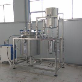 厂家定制各种规格植物精油提取设备
