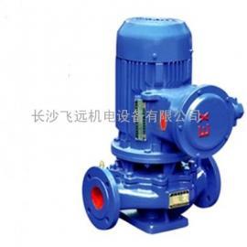 YG型防爆管道式离心油泵