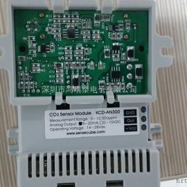 韩国进口红外CO2传感器KCD-300AN具有寿命长