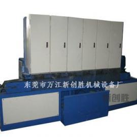 平板水磨拉丝机-平板砂带拉丝机-平板自动打磨机