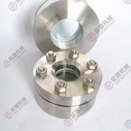 HG/T21619设备平板法兰压力容器视镜 直通视镜、视镜