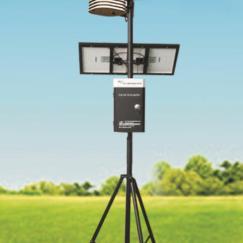 无线自动气象站ZW-QXST-Ⅱ型
